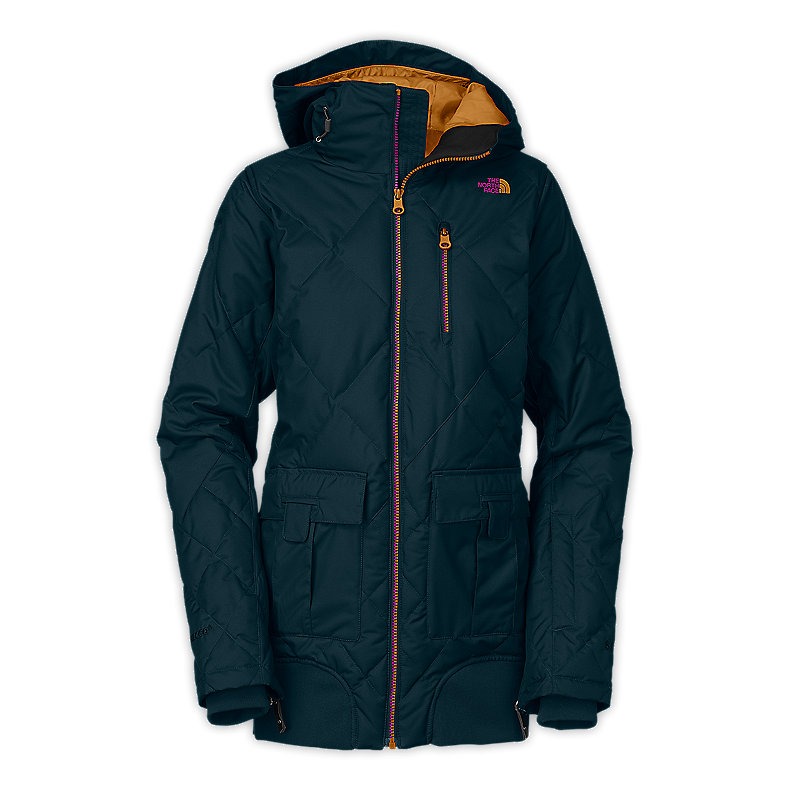 NORTH FACE WOMEN GIFT IT DOWN JACKET KODIAK BLUE