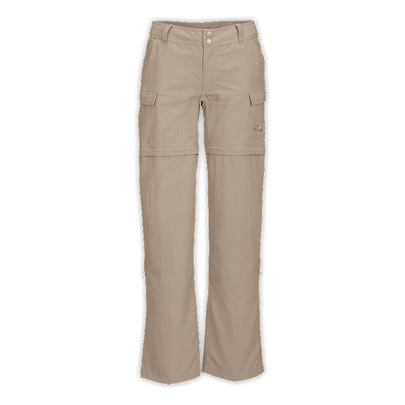 NORTH FACE PARAMOUNT VALLEY CONVERTIBLE PANTS DUNE BEIGE