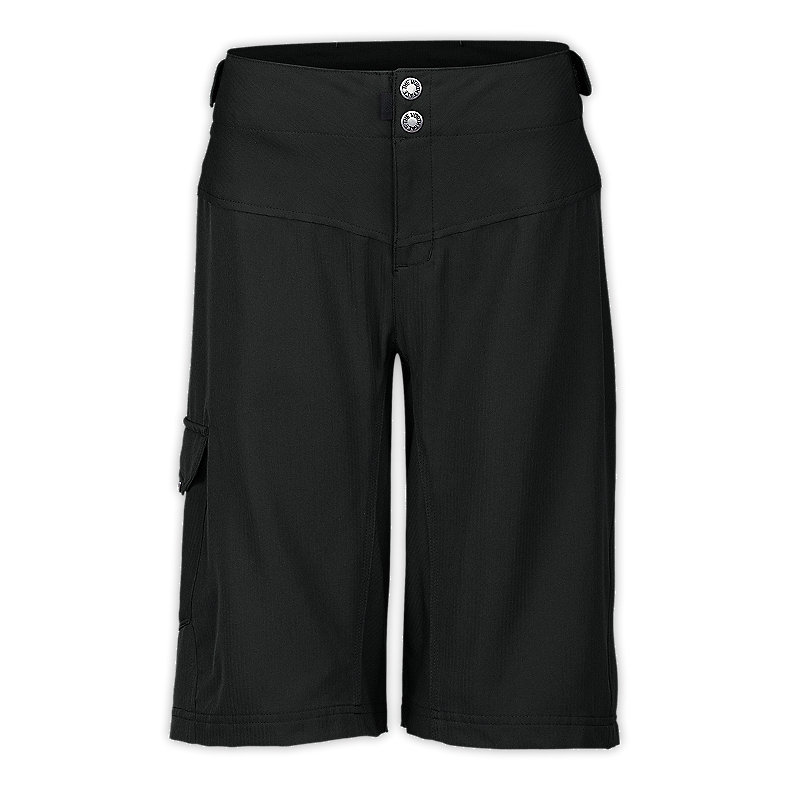 NORTH FACE WOMEN DUSTIES SHORTS TNF BLACK
