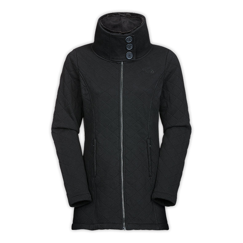 NORTH FACE WOMEN CAROLUNA JACKET TNF BLACK