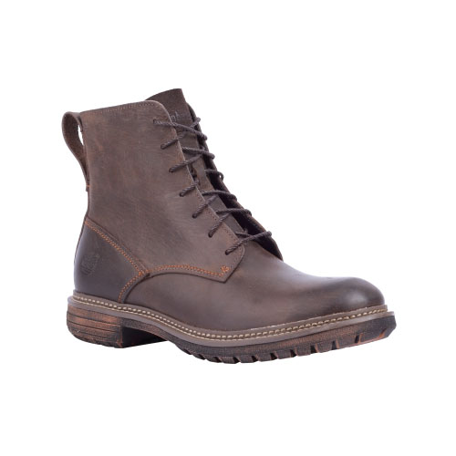 Timberland Mens Earthkeepers Tremont Boots Dark Brown Oiled