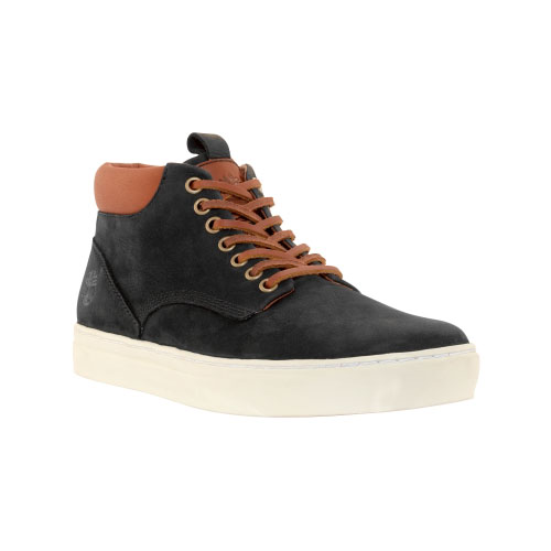 Timberland Mens Earthkeepers Adventure Cupsole Chukka Shoes Black