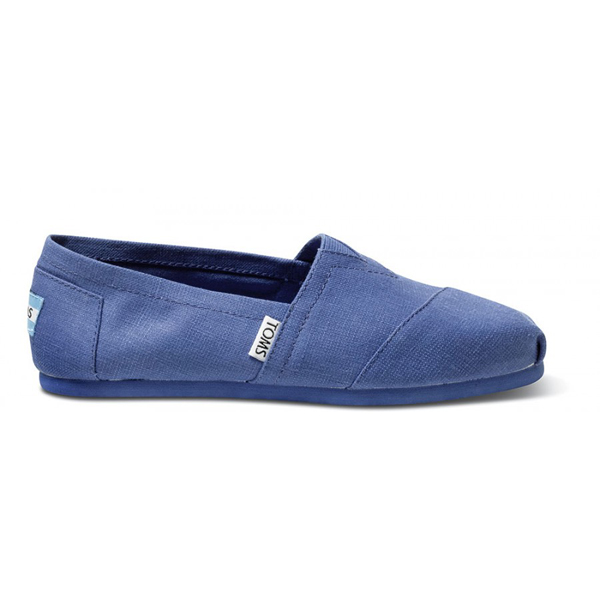 Toms Earthwise Cobalt Women Classics