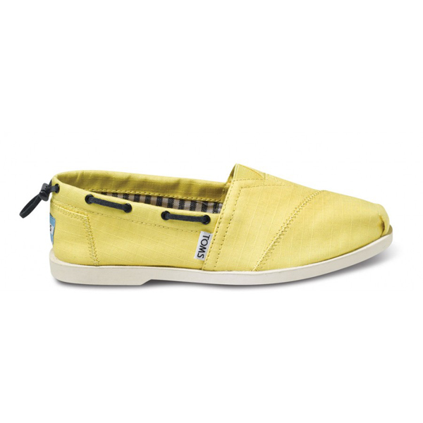 Toms Yellow Nautical Women Biminis
