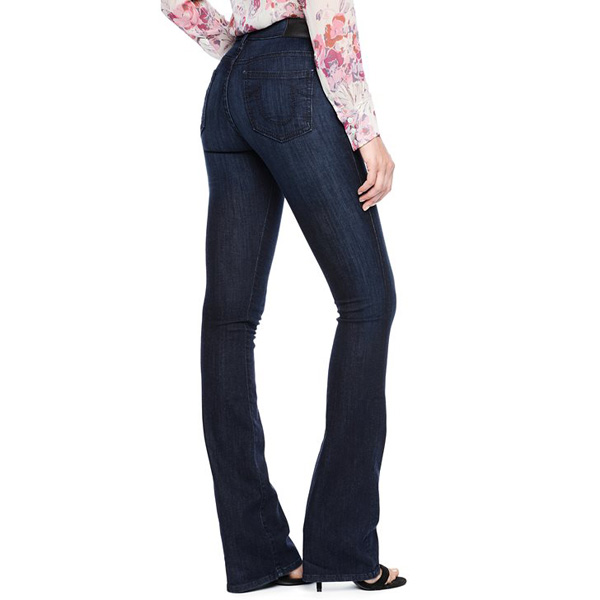 "TRUE RELIGION BECCA MID RISE BOOTCUT 36"" WOMENS JEAN"