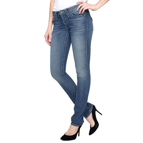TRUE RELIGION CORA STRAIGHT WOMENS JEAN