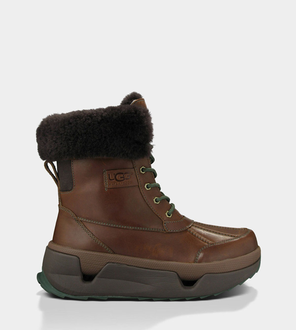 UGG MENS BARKLAY BROWNSTONE