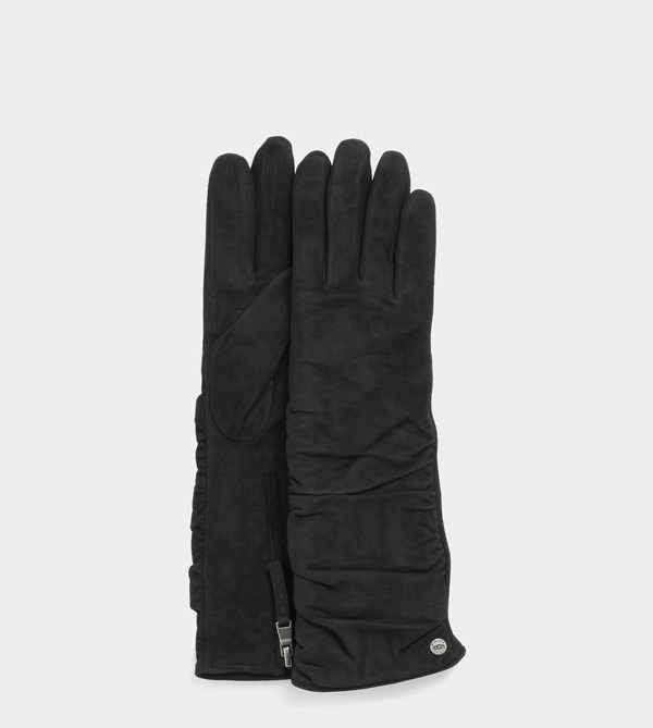 UGG WOMENS BIANKA GLOVE BLACK