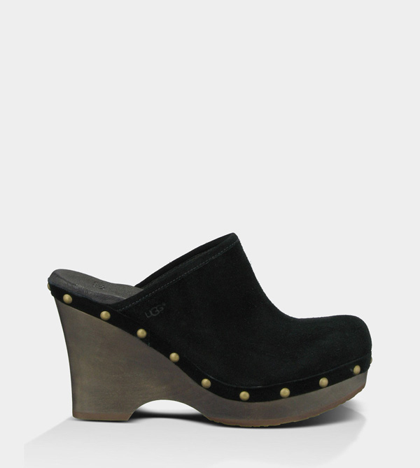 UGG WOMENS MARSALIS BLACK