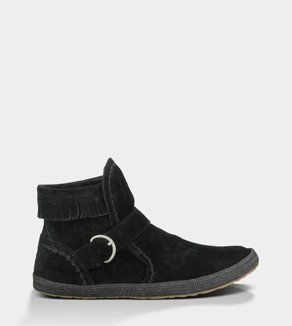 UGG WOMENS AMELY BLACK