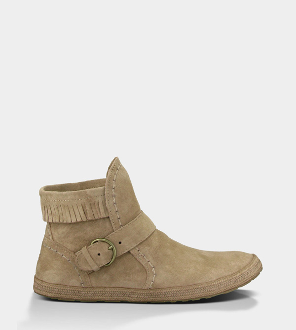 UGG WOMENS AMELY FAWN