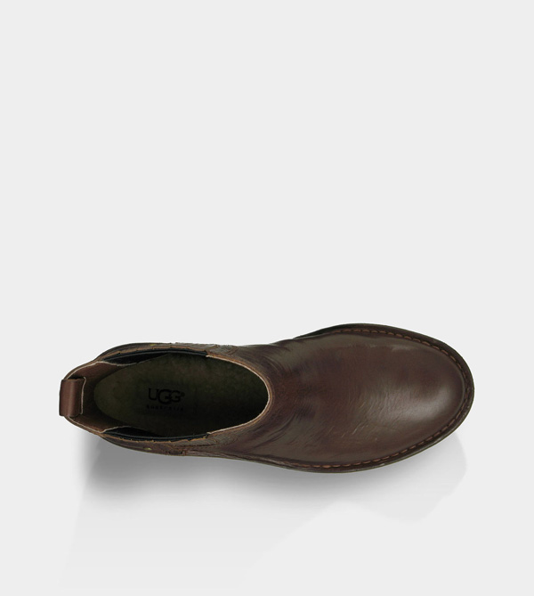 UGG WOMENS CARABY CHOCOLATE