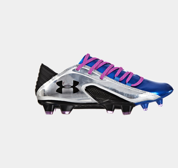 UNDER ARMOUR MEN BLUR CARBON III FOOTBALL BOOTS ROYAL