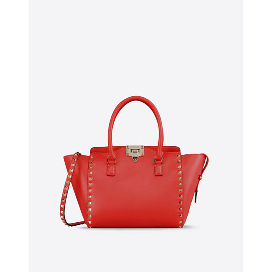 VALENTINO ROCKSTUD SMALL DOUBLE HANDLE BAG HWB00540-ABOL03 O21