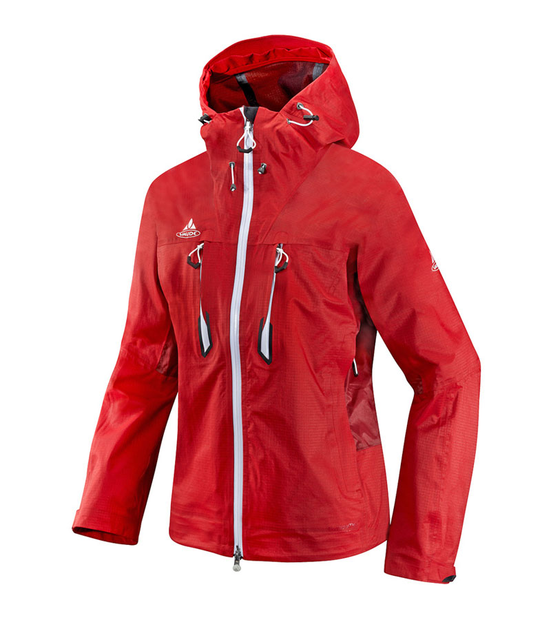 VAUDE WOMENS JORASSES JACKET