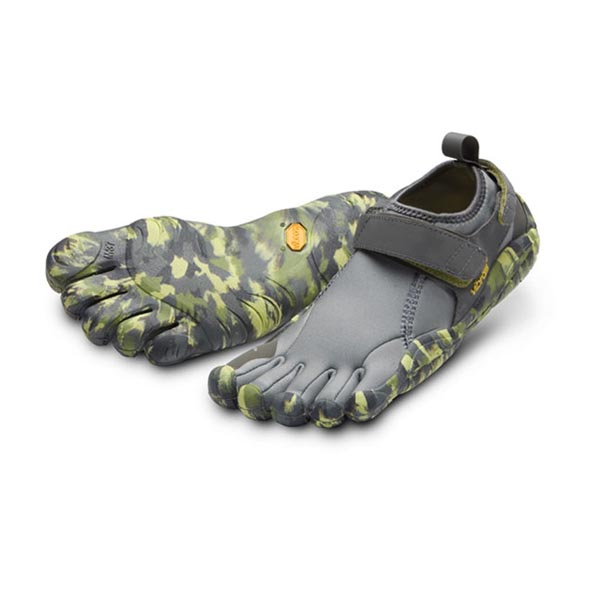 Vibram Five Fingers Men FLOW Grey / Camo