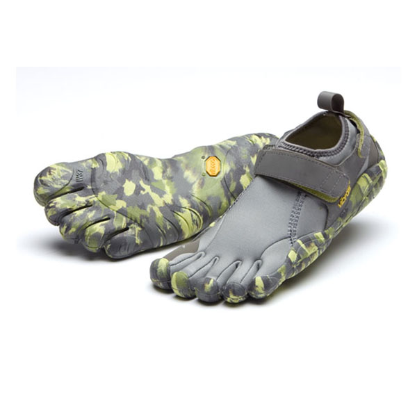 Vibram Five Fingers Women FLOW Grey / Camo