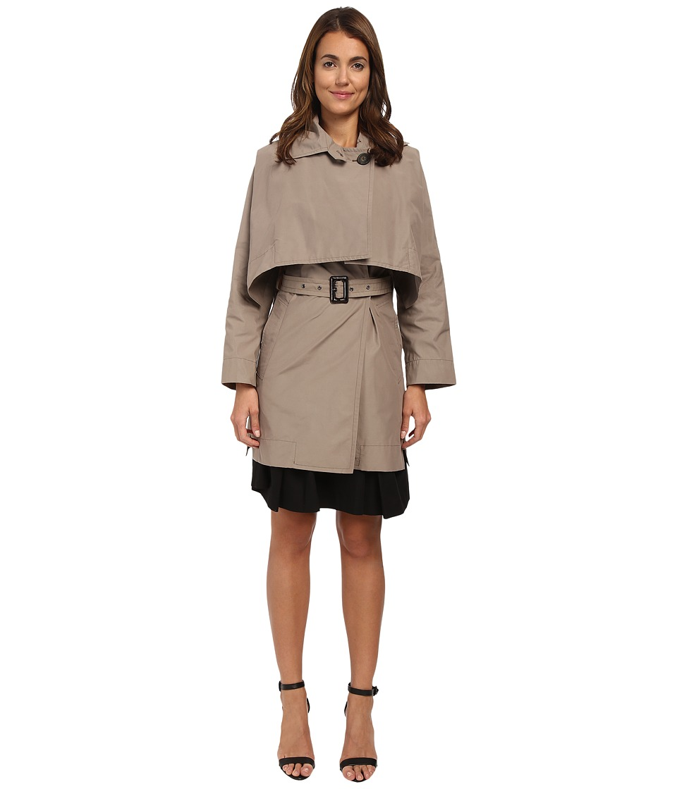 Vivienne Westwood Anglomania Windsor Mac with Removable Cape
