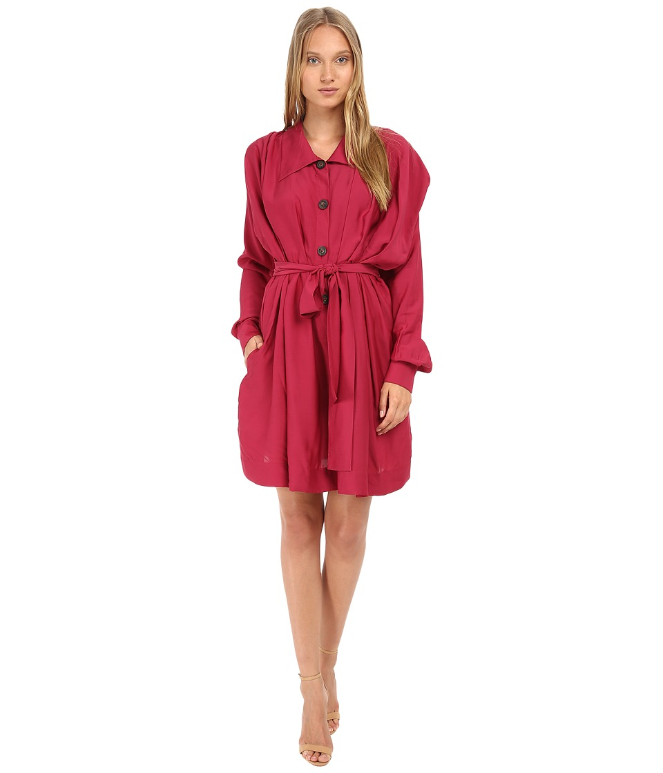 Vivienne Westwood Anglomania Walker Shirt Dress