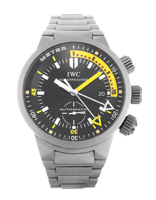 IWC GST AQUATIMER DEEP ONE IW3527