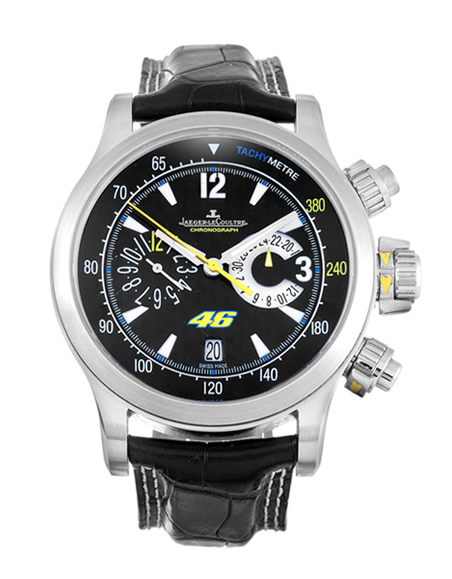 JAEGER LE COULTRE CHRONOGRAPH 175847V